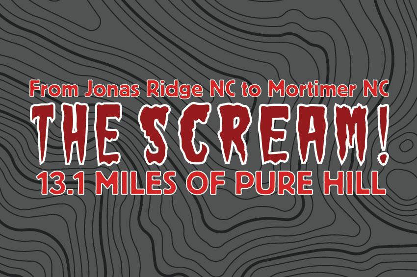 The Scream! Half Marathon