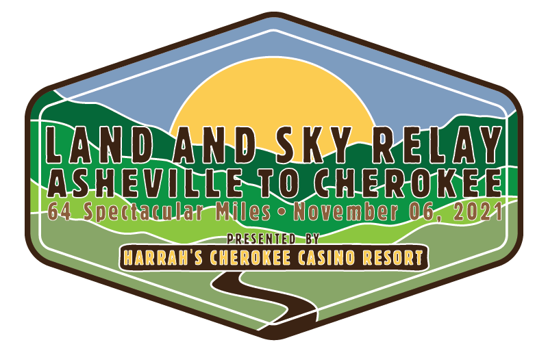 Land And Sky Relay Logo