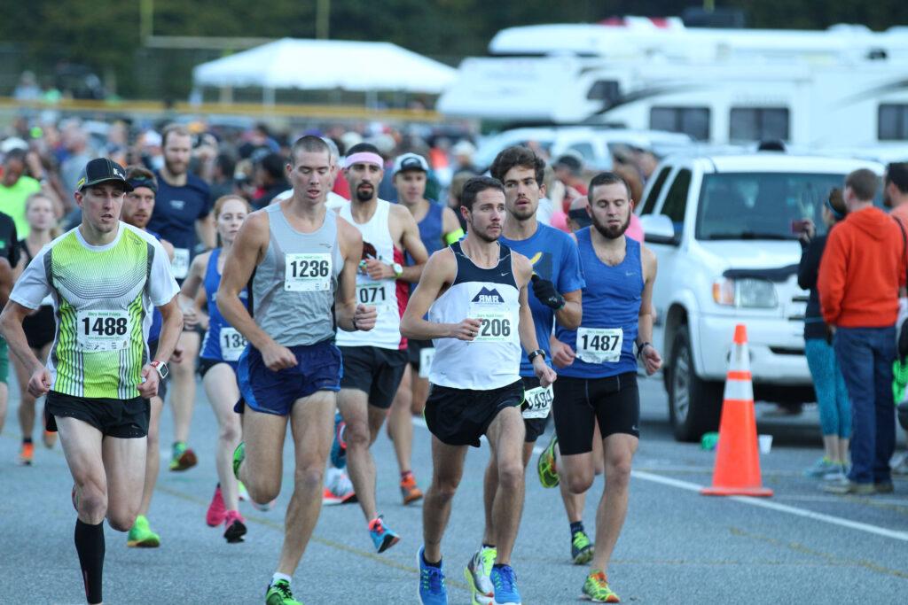 Cherokee Harvest Half Marathon