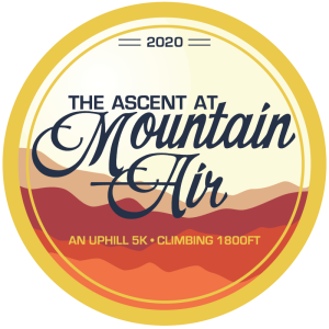 Ascent At Mountain Air 5K Logo