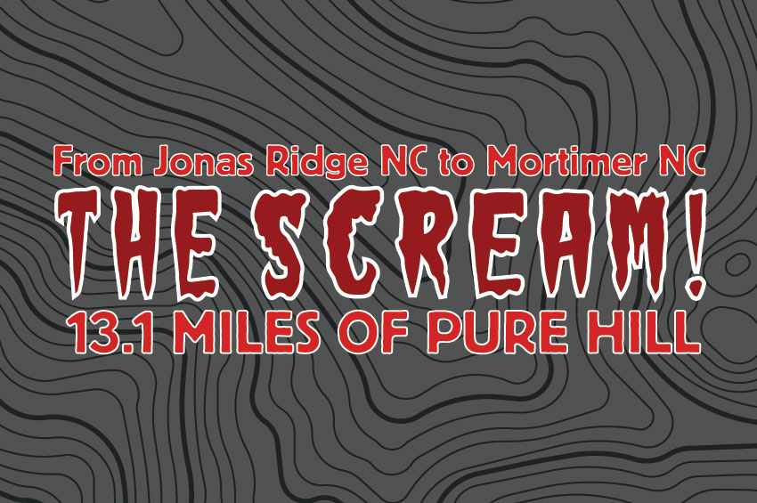 The Scream! Half Marathon