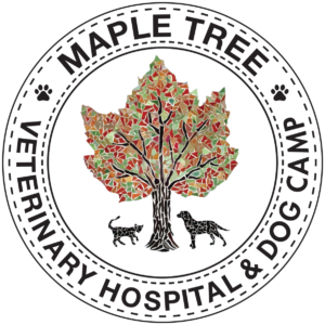 Maple Tree Vet Logo