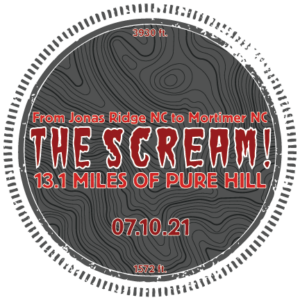 The Scream Half Marathon