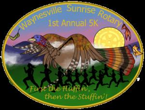Waynesville Sunrise Rotary Turkey Trot