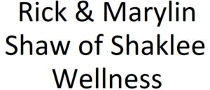 Shaklee Wellness