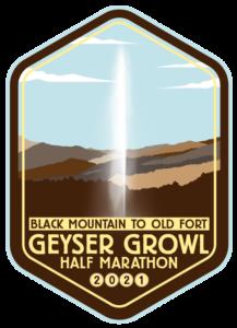 Geyser Growl Half Marathon