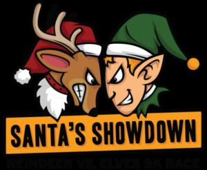 Santa's Showdown 5K Logo