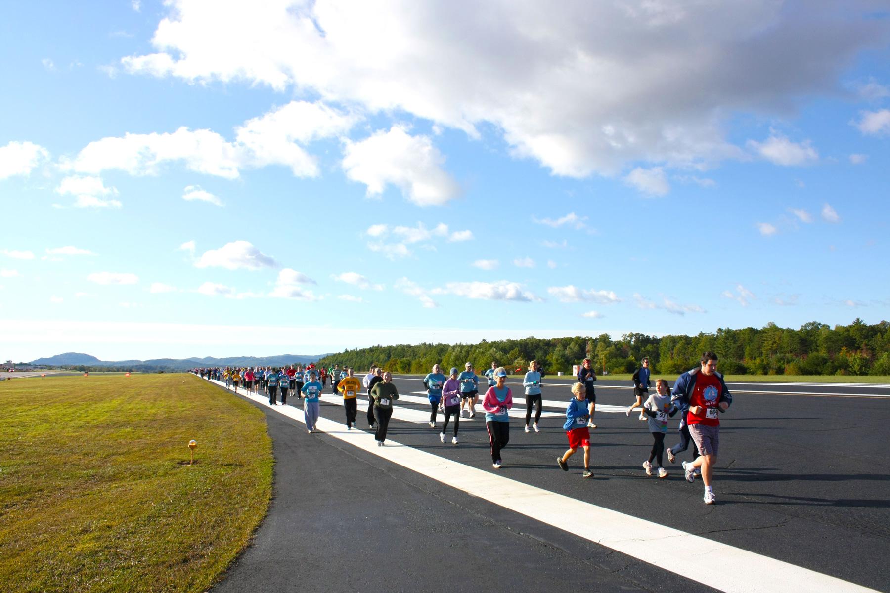 AVL Runway 5K