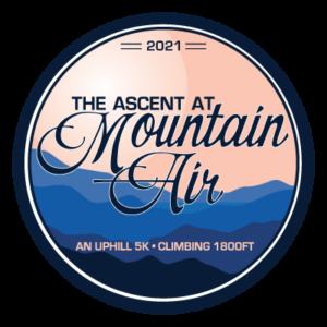 Ascent At Mountain Air 5K logo